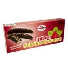 Erdbeere-Schoko-Bananen