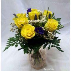 3 Wochen Blumen Abo