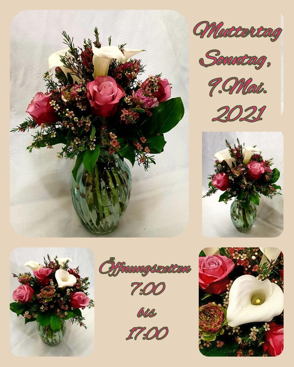 Blumen Versand zum Muttertag